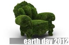 How cool!  Earth Day 2012!