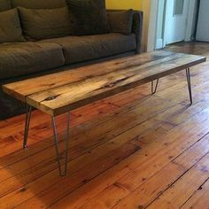 Big Reuse (@bigreuse) | Regram @big_brain love this #reclaimed #wood coffee table made with #lumber from #builditgreen thanks for tagging! | Intagme - The Best Instagram Widget