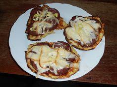 15. Cuketová pizza - FitRecepty