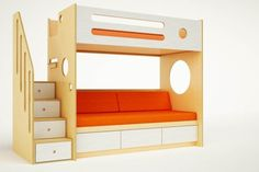 casa kids, casa kids daybed, CASAKids, eco loft bed, bunk beds, fold away bed, Green Furniture, green kids, sibling rooms, space saving bed,...