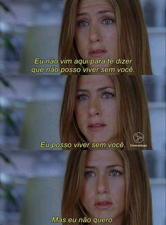 Series Movies, Movies And Tv Shows, Jenifer Aniston, Friends Tv Show, Romantic Movies, Sad Girl, Greys Anatomy, Movie Quotes, Beautiful Words