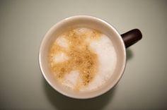 paleo latte #paleo