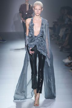 Haider Ackermann Spring 2015 Ready-to-Wear Collection Photos - Vogue