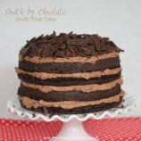 The Best Chocolate Fudge Frosting - Chocolate Chocolate and More!
