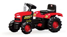 Dolu Children's Kid's Pedal Operated Ride On Red Tractor Toy Outdoor Garden Ride Ons Age Years Tractors For Kids, Bikes Direct, Pedal Tractor, Las Vegas, Buy Boxes, Cars 1, Chain Drive, Kids Ride On, Ride On Toys
