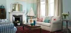 Donaghadee Home – March 2017 – Issue 261 Eleanor and Stephen have used colour and light to make their coastal home a favourite port of call for friends and family.
