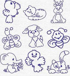 Free Embroidery Designs, Sweet Embroidery, Designs Index Page