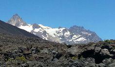 Glaciar Sierra V elluda.Los Angeles.Chile.