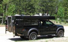 Phoenix Campers Ford F 150 Svt Raptor Rear
