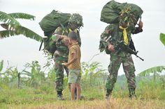 Aksi Prajurit Para Raider di Atas Langit – JakartaGreater