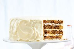 The Ultimate Layered Carrot Cake