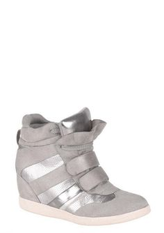Report Avedon Sneaker Wedge- have these in black and I love em!