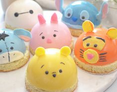 Is There Anything Cuter Than These Disney Dome Cakes?