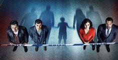 """The Five - Bis zum 25. Februar verlost Pointer dreimal die Mystery-Crime-Serie """"The Five"""" auf DVD."""