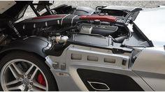 Mercedes SLR Stirling Moss (2009) comentário