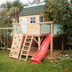Playhouses image | Forest Adventure Platform playhouse Extra