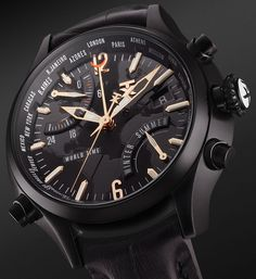 Timex - simply must have.  It was love at first sight...only a matter of time now ;)