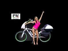 Pmzero Hard Sexy. Non chiamatela bicicletta elettrica, ma wellness e-bike