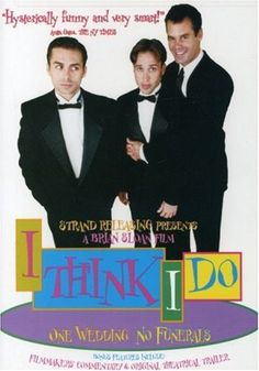 Reel Charlie's 30 Days of Gay review of I Think I Do
