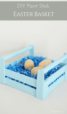 DIY Easter Basket |