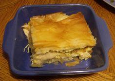 Moroccan Chicken And Egg Pie Bisteeya Bstilla)