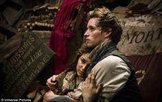 """Eddie in """"Les Miserables"""""""
