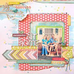 Memories at Home - Scrapbook.com
