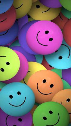 Colorful wallpaper, beautiful wallpaper for phone, emoji wallpaper, smile wallpaper, screen wallpaper Smile Wallpaper, Bubbles Wallpaper, Cute Emoji Wallpaper, Flower Phone Wallpaper, Cellphone Wallpaper, Colorful Wallpaper, Disney Wallpaper, Iphone Wallpaper, Mobile Wallpaper Android