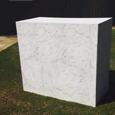 marble bar hire stand $50