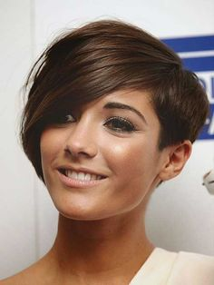 Wanna go for a beautiful brownie cut? Here are the best called images of these days' best accepted brownie cuts, analysis these new hairstyle account now and get the face framing look! Related PostsTrendy Trending Pixie Cuts We LoveLatest Cute Pixie Cuts for 2016Gorgeous short Pixie hairstyle ideas 2016Easy and latest Pixie Haircuts for womenGallery …