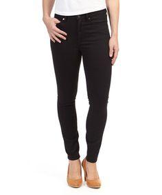 Look at this #zulilyfind! Black THR Skinny Jeans by paperdenim&cloth #zulilyfinds