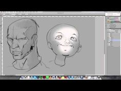 How to draw a face | Digital art | Creative Bloq