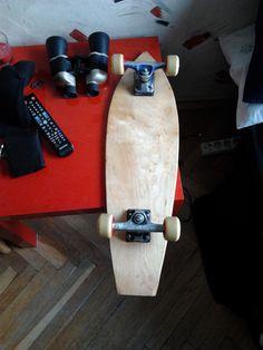 Skateboarding, art, diy, wood