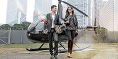 Sta per arrivare nelle sale il nuovo film di Luca Barbareschi Something Good. Nel cast anche Michael Wong che non solo è uomo d'azione ma anche un designer.