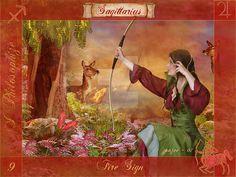Sagittarius Of The Zodiac by zoozee on DeviantArt