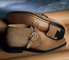 The Shoe All Men Are Craving // Ferragamo