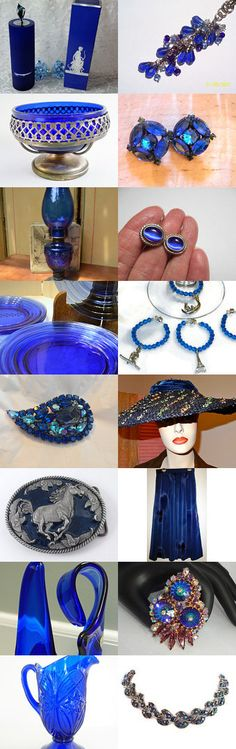 SEPTEMBER BLUE by Christine Behrens on Etsy--Pinned with TreasuryPin.com