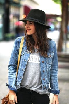 New Street Style Outfits to Try in 2015 : Buy less, choose well.