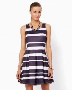 Hunter Striped Dress