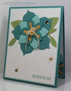Flower Frenzy And Many More - Stampin' Up! - Stamp With Amy K
