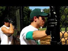 Nick Jonas playing Baseball (WICKETS) 08.16.2012