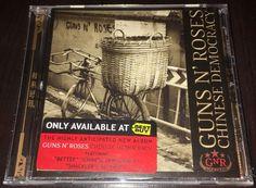 Chinese Democracy PA by Guns N' Roses CD 2008 Geffen New   eBay