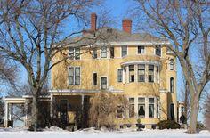 Old Quad Houses | Deere-Wiman House, Moline, Illinois