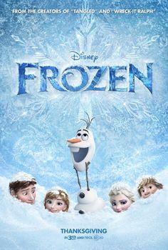 We Stream It, You Watch It: Frozen (2013)