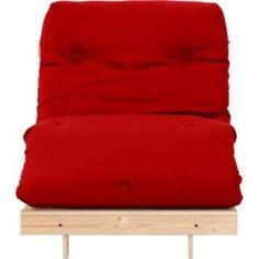 Single Pine Futon Sofa Bed With Mattress Natural Furniture Pinterest