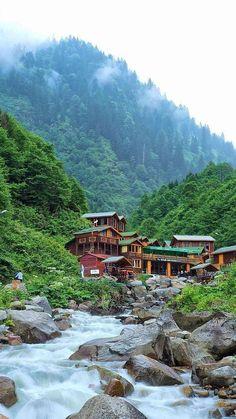 Beautiful Places To Visit, Wonderful Places, Places To Travel, Places To Go, Visit Turkey, All Nature, Turkey Travel, Belleza Natural, Mountain Landscape