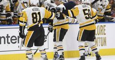 Phil Kessel scores SO winner, Penguins beat Oilers 3-2 #Sport #iNewsPhoto