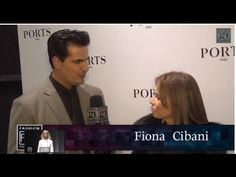 Fiona Cibani #cameramoda discusses #Ports1961 #portsPRinsider inspiration and her woman.  #English #strong #fur