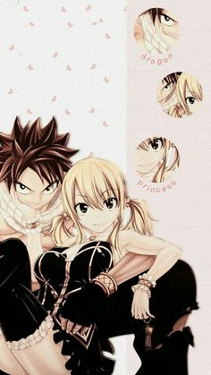 Natsu and Lucy ( FairyTail ) Natsu Fairy Tail, Anime Fairy Tail, Fairy Tail Lucy, Fairy Tail Guild, Fairy Tail Ships, Fairytail, Zeref, Gruvia, Gajevy