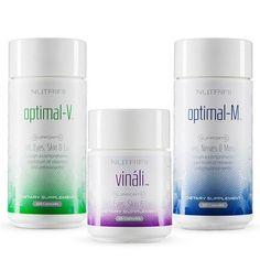 Nutrifii Antioxidant Pack Core Minerals & Vita-Antioxidant Tablets Brand New #Nutriffi